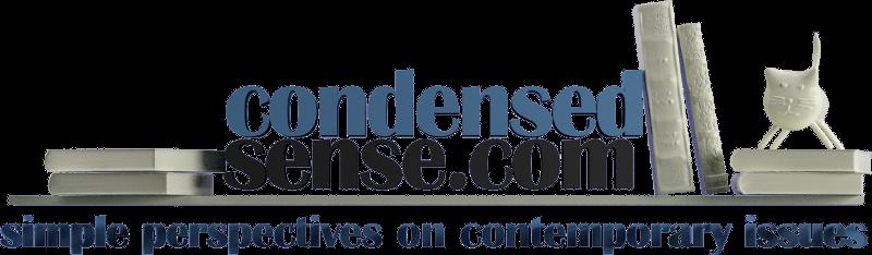 condensedsense.com